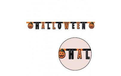 Baner Happy Halloween z...