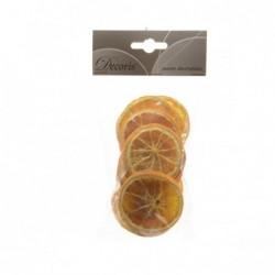 Pomarańcza suszona w plastrach 10x12cm 12 szt.