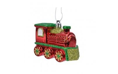 Bombka dekoracyjna pociąg...