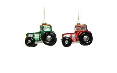 Bombka traktor...
