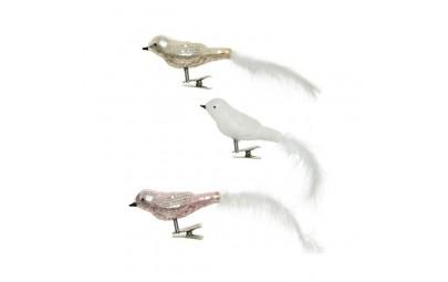 Ptaszki na klipsie na...