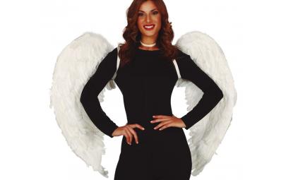 Skrzydła anioła białe 100x80cm