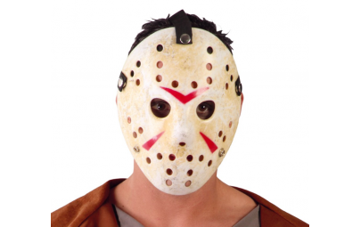 Maska Hokejowa Piątek 13go
