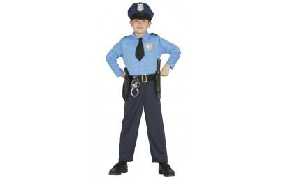Strój dla dzieci Policjant...