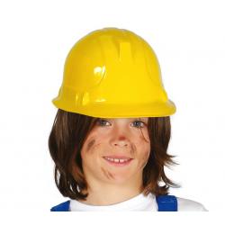 Hełm budowlańca zółty (dla...