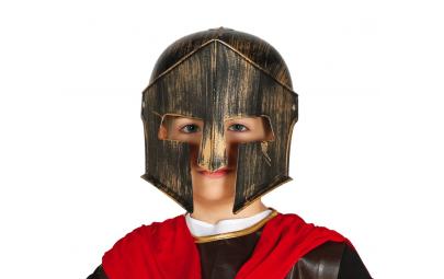 Hełm spartanina (dla dzieci)