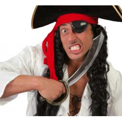 Zestaw Pirat (szabla, przepaska na oko)