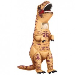 Strój dla dorosłych Nadmuchiwany Dinozaur L 52-54