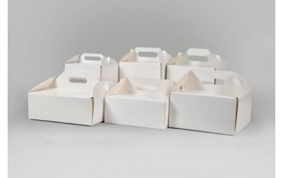Pudełko do tortu 22x22x12cm...