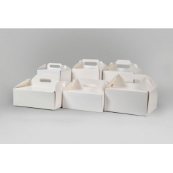 Pudełko do tortu 22x22x12cm 25szt