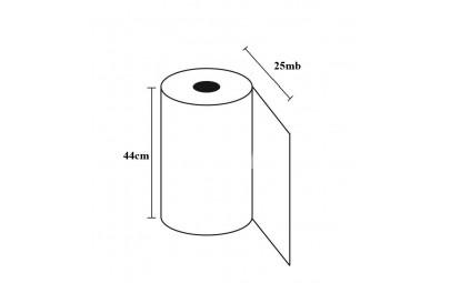 Rolka termiczna 44mm x 25mb...