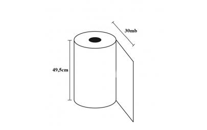Rolka termiczna 49,5mm x...
