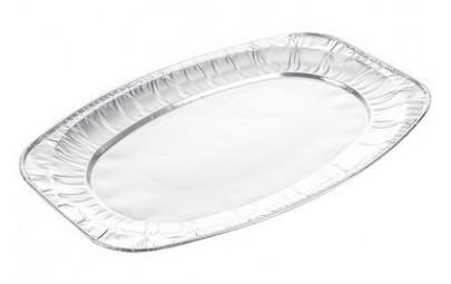 Patera aluminiowa 55 x 36cm