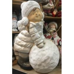 Figura ceramiczna dziecko...