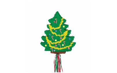 Piniata Christmas Tree...
