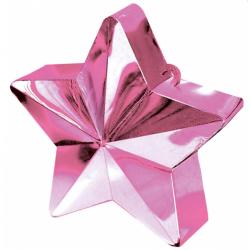 Obciążnik gwiazda różowa 150g