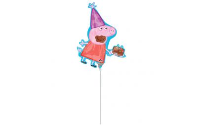 Balon foliowy Świnka Peppa...