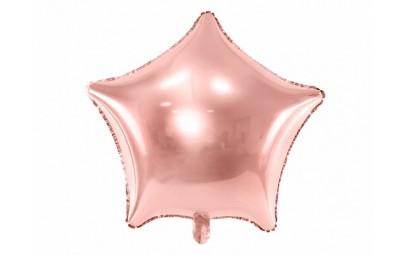 Balon foliowy gwiazdka 70cm...