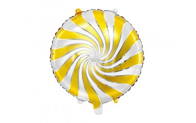 Balon foliowy 35cm Cukierek...