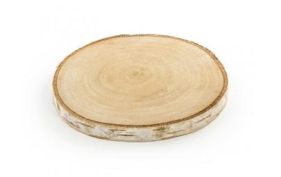 Podstawka drewniana 10-12 cm