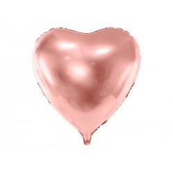 Balon foliowy serce 72x73cm...