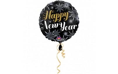 """Balon foliowy 18"""" Nowy Rok"""