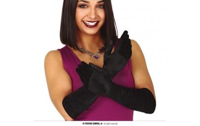 Rękawiczki czarne 45cm