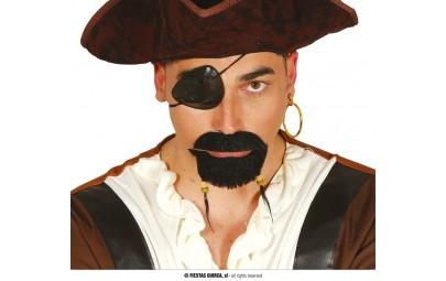 Zestaw Pirat (przepaska na...