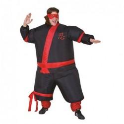 Strój nadmuchiwany Ninja
