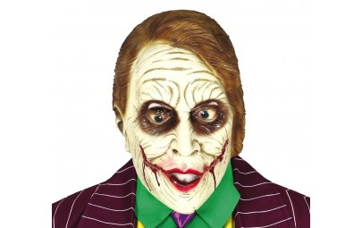 Maska lateksowa Joker...