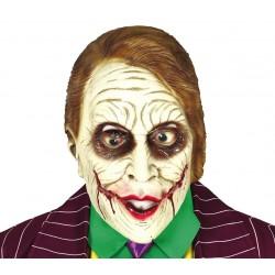 Maska lateksowa Joker realistyczna