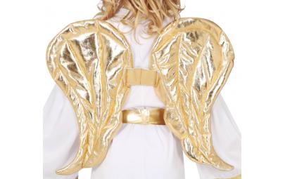 Skrzydła anielskie złote...