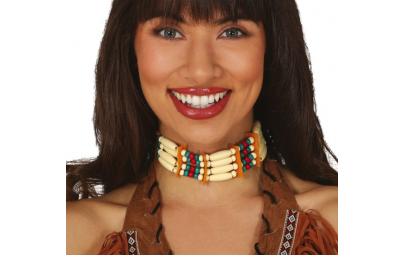 Naszyjnik indiański