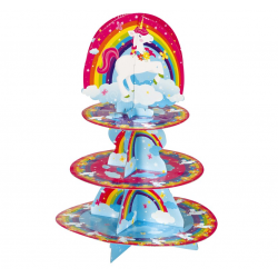 Patera do ciasta Jednorożec 30x40cm
