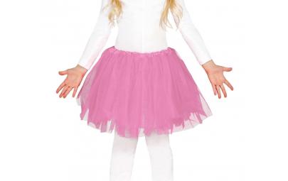 Spódniczka TUTU różowa 30cm