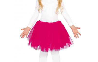 Spódniczka TUTU różowa 30 cm