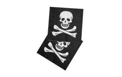 Serwetka papierowa Pirat...