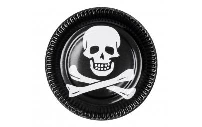 Talerzyk papierowy Pirat...