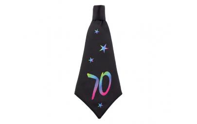 Krawat urodzinowy B&C 70...