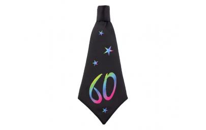 Krawat urodzinowy B&C 60...