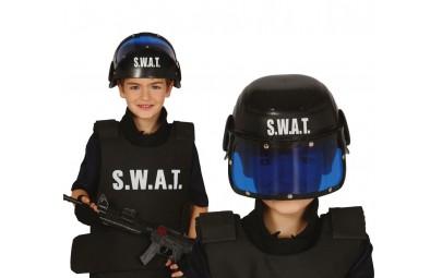 Hełm dziecięcy S.W.A.T.