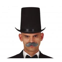 Kapelusz czarny top hat 20cm