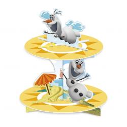 Patera papierowa Olaf Summer