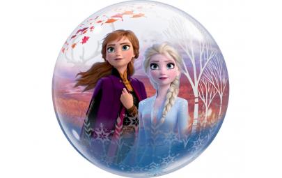 Balon 22 Frozen bubble