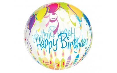 Balon kryształowy HAPPY...