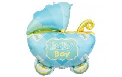 Balon foliowy Wózek...