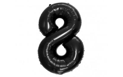 Balon foliowy B&C cyfra 8...