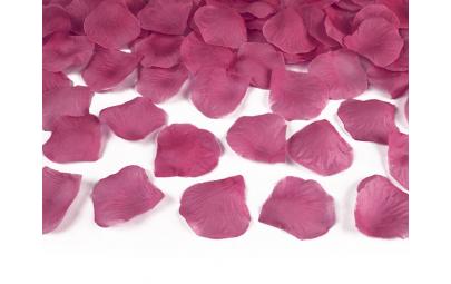 Płatki róż różowe 500szt