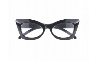 Okulary black czarny