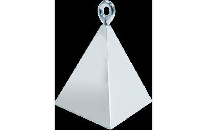 Obciążnik piramida srebrna...